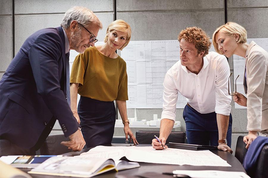 Donner und Reuschel – Immobilienprojektfinanzierung