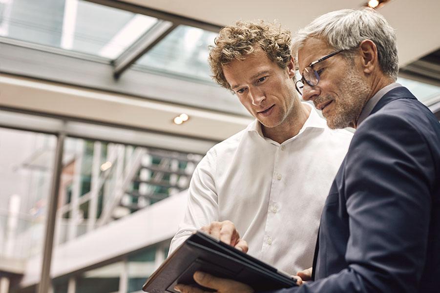 Donner und Reuschel – Finanzplanung für Unternehmer