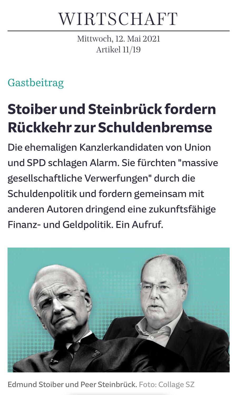 SZ-Rückkehr-zu-Schuldenbremse
